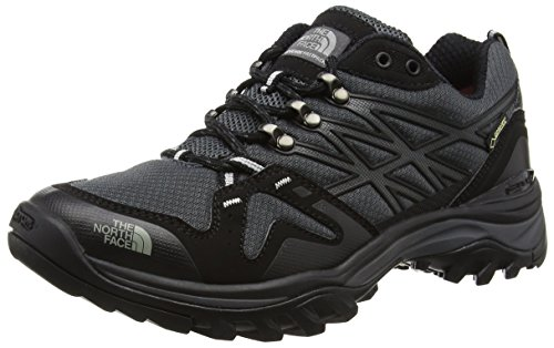 North Face M Hedgehog Fastpack Gtx Eu Scarpe da Camminata, Uomo, Nero (Tnfblk/Highrsgr), 45 1/2