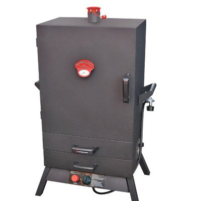 Landmann Smoky Mountain Gas Smoker, 38-Inch