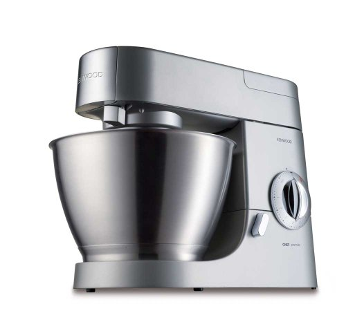 Kenwood Chef Premier KMC560 4.6 Litre Kitchen Machine, 1000 Watt, Silver