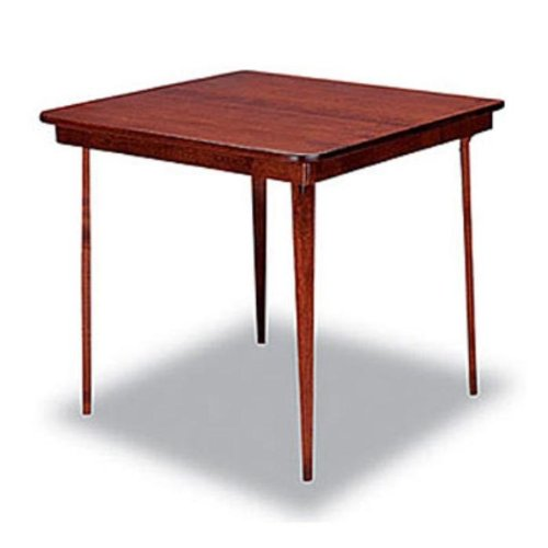 this deals stakmore edge wood folding card table