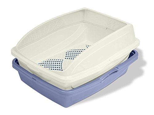Van Ness CP5 Sifting Cat Pan/Litter Box with Frame (Metal Cat Litter Pan compare prices)