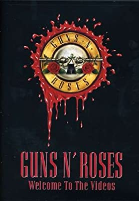 Guns N' Roses - Welcome to the Videos (Keep Case)