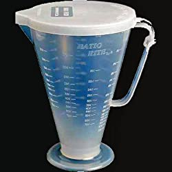 Ratio Rite Premix Gas Fuel Oil Mixer Mixing 2-Stroke Measuring Cup With Lid