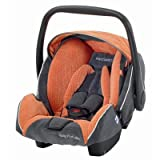 Recaro Young Profi Plus Baby Car Seat Child Seat In Black/Red 55142110766