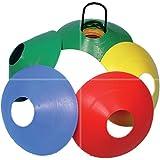 Fleximarkers, School Colours, 50 Pack