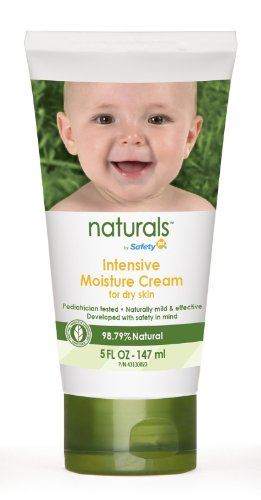 Naturals by Safety 1st Intensive Moisture Cream 5oz