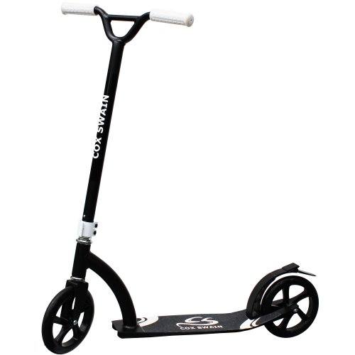COX SWAIN Scooter URBAN CRUISER - 200mm Black Edition