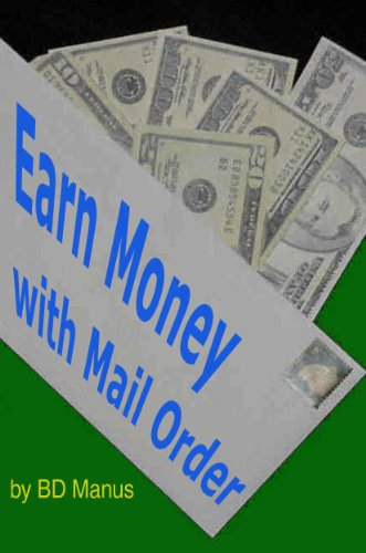 Book: Earn Money with Mail Order by BD Manus