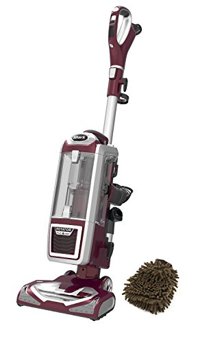 NV752 Filters Shark Vacuum Rotator Powered Lift Away, True Pet Lift-away Upright with Accessories, Bordeaux (Complete Set) w/ Gift: Premium Microfiber Cleaner (Shark Rotator Vacuum Caddy compare prices)
