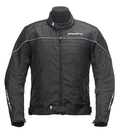Spada Textile Jacket Black Energy