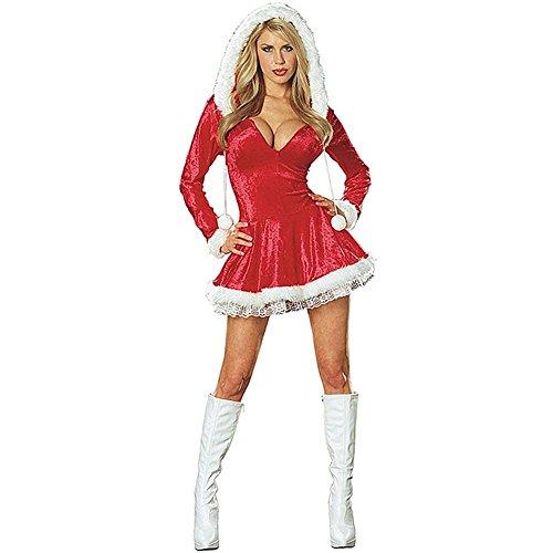 Sleigh Belle Sexy Santa Costume (Sleigh Belle Sexy Costume)
