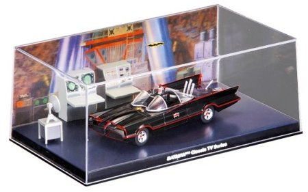 Batman - Batmobile Classic TV Series 1:43 scale model