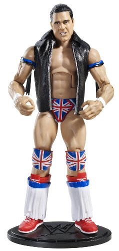 Wwe Legends British Bulldog Collector Figure