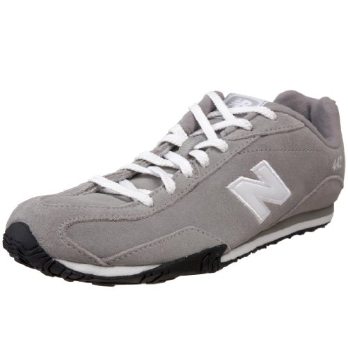New Balance Women'S Cw442 Suede Sneaker,Light Grey,12 B(M) Us