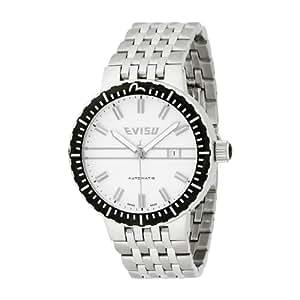 Evisu 'Suzuka' Gents Stainless Steel Automatic Bracelet Watch