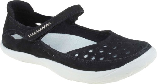 Kalso Earth Women'S Precise Mary Jane Flat,Black,11 M Us front-35421