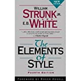 Image of The Elements of Style With Revisions, an Introduction, and a Chapter on Writing.  Fourth Edition