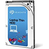 Seagate Laptop Thin 5400.9 500 GB 5400RPM SATA 3Gb/s 16 MB Cache 2.5-Inch Internal Notebook Hard Drive ST500LT012