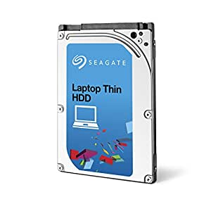 Seagate 1TB Laptop HDD SATA 6Gb/s 8MB Cache 2.5-Inch Internal Drive Retail Kit (STBD1000100)
