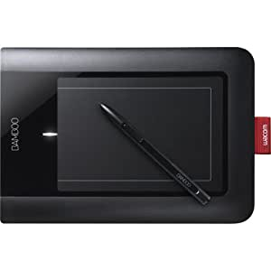 Wacom CTL460 Bamboo Pen Tablet (Factory Refurbished)