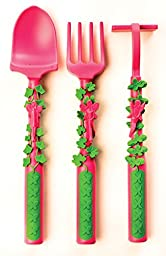 Constructive Eating - Set of Garden Utensils