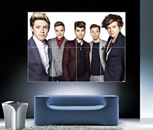 One Direction Giant Wall Poster from A1 Poster Art