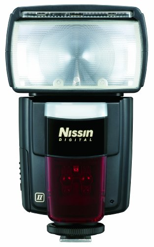 Nissin Di866 Mk 2 Flash Gun - Nikon