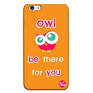Owl Be There - Nutcase Designer iPhone 6 Plus Case Cover