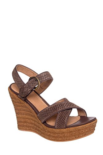 W Jazmine Mar High Wedge Platform Sandal