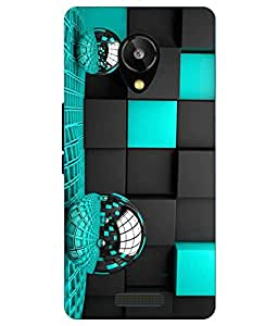 Case Cover Printed Back Cover for Lava X1 Selfie