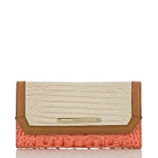 Soft Checkbook Wallet<br>Creamsicle Andes