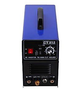 CT312 Plasma 3 IN 1 Cutter TIG MMA Welder Cutting ARC Display Tig Welding 220V/110V from Tosense