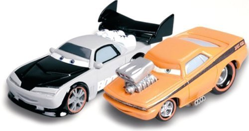 Hot Cars Movie Moments Car Set: Boost & Snot Rod