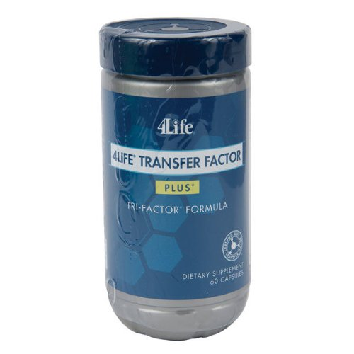 4Life Transfer Factor Plus Tri-Factor Formula By 4Life 60 Capsules front-858701