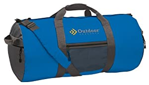 Outdoor+Products Outdoor Products Utility Duffle Bag, French Blue, Large