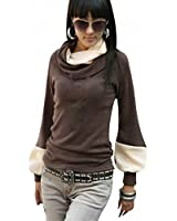 Bepei T-Shirt Manches Longues De Style Du Japon Pour Femme S M L XL