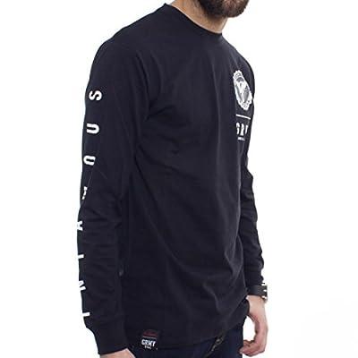 Grimey T-Shirt Core Long Sleeve Black