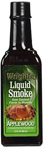 WRIGHT'S All Natural Applewood Liquid Smoke - 3.5 Oz (All Natural Liquid Smoke compare prices)