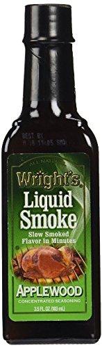 WRIGHT'S All Natural Applewood Liquid Smoke - 3.5 Oz (All Natural Liquid Smoke compare prices)