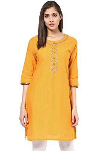 da2d9b632f7 Rangmanch by Pantaloons Womens Cotton Kurta  NA  Rs  Mrp - NA ...