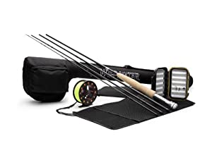 Wild Water Fly Fishing Complete 56 Starter Package by Wild Water Fly Fishing