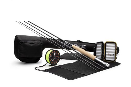 Wild Water Fly Fishing Complete 3/4 (9' Rod)