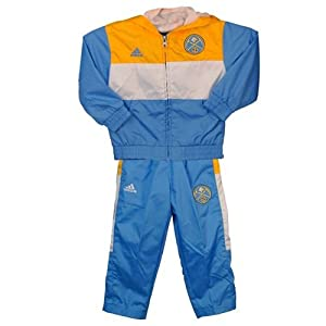 Denver Nuggets Adidas NBA Full Zip Toddler Hooded Sweatshirt and Pants Set 2T by adidas