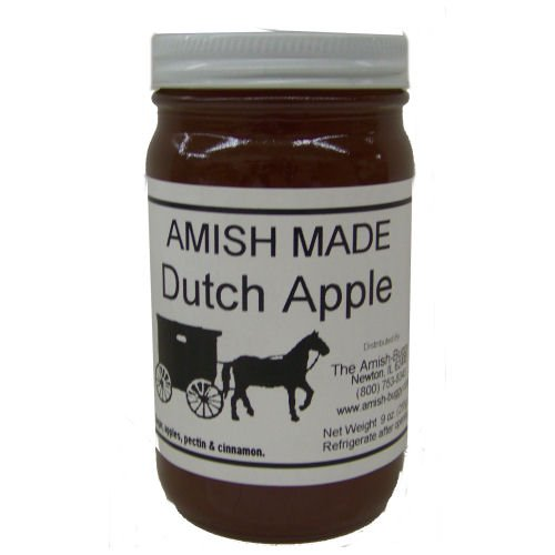 Amish Jam Dutch Apple -
