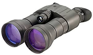 Night Optics USA D-221B-2HP Generation 2+ High Performance Dual-Tube Night Vision... by Night Optics USA