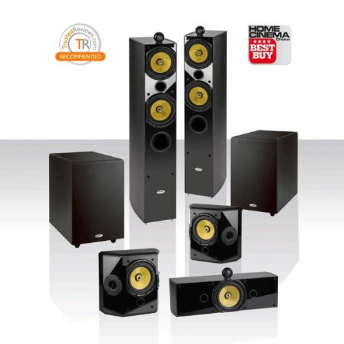 Crystal Acoustics T2-5.2-10 Optimised 5.2 Home