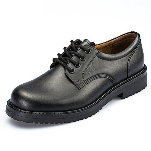 Autunno scarpe/Grandi scarpe/Business vestito scarpe pizzo-A Lunghezza piede=25.8CM(10.2Inch)