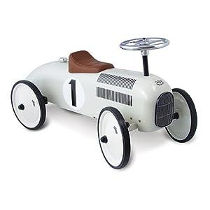 Vilac Metal Car, White