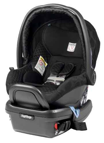 Peg-Perego-Primo-Viaggio-435-Infant-Car-Seat-Pois-Black