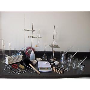Amazon.com: Professional Chemistry Laboratory Set: Toys & Games